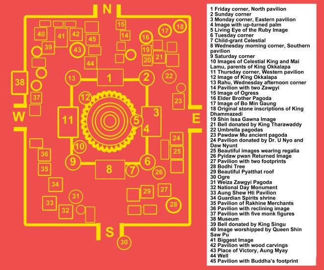 Shwedagon Mystique Floor Plan