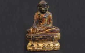 bagan-buddha-statues